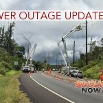 Power Outage in North Kohala