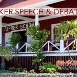 Parker Speech & Debate Team Wins Trophy in Washington