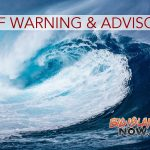 UPDATE 1: High Surf Warning & Advisory; Small Craft Advisory Cancelled