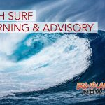 High Surf Warning Closes Big Island Beaches