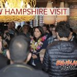 Rep. Gabbard Visits New Hampshire