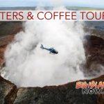Blue Hawaiian Helicopters Partners With Ka'ū Coffee Mill
