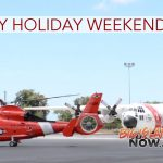 Coast Guard Responds to Busy Holiday Weekend