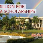 UH to Receive $1 M for STEM Scholarships