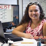UH Hilo's Loving Named as Finalist for 2019 Hertz Fellowship