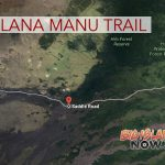 Kaulana Manu Nature Trail to Close for Parking & Restroom Construction