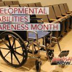 Developmental Disabilities Awareness Month Kicks Off at Capitol