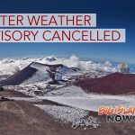 Winter Weather Advisory Canceled