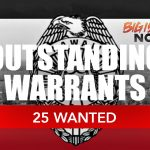 HPD Releases 25 Names on Outstanding Warrant List