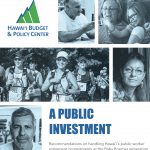 HBPC Releases Report Entitled 'A Public Investment'