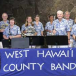 West Hawai'i County Band Announces Next Free Friday