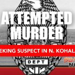 HPD Ask for Help in North Kohala Attempted Murder Case
