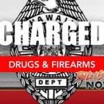 HPD Charges Suspect With Gun, Drug Offenses