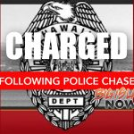 Hilo Man Charged After Police Chase