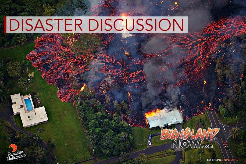UPDATE: Hawai'i Officials Present Lava Recovery Update ...
