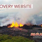 County Sets Up Kīlauea Eruption Recovery Webpage