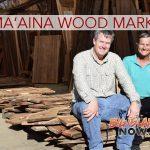 Kama'āina Wood Market Makes Local Wood Available