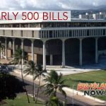 Hawai'i House Passes 169 Bills on 3rd Reading