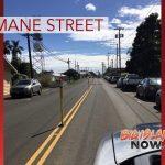 Adjustments Made to Mamane Street in Honoka'a