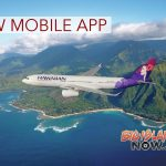 Hawaiian Airlines Introduces New Mobile App