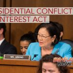 Senators Introduce Presidential Conflicts of Interest Act