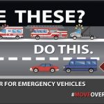 HPD Reminds Motorists to Pull Over for Emergency Vehicles