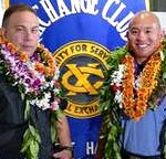 Tam & Taketa Honored as Police Officer & Firefighter of 2018