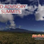 Wind Advisory Issued for Big Island Summits