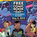 Libraries Giving Away Free Comics on May 4