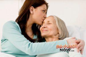 Kupuna dying elderly hospice