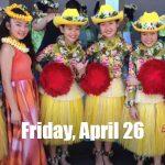 VIDEOS & PHOTOS: Merrie Monarch Festival: Group Hula Kahiko, Arts Fair, Entertainment