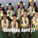 Merrie Monarch Festival:Saturday, April 27,Parade, Group ʻAuana