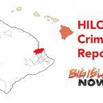 Hilo Crime Report: April 2019