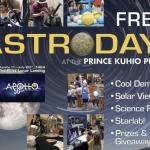 AstroDay to be Held at Prince Kuhio Plaza May 4