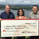 First Hawaiian Bank Foundation Donates $35K to HIUW