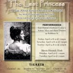 Hilo Community Players to Present 'The Last Princess'