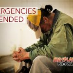 Emergency Declarations Extended for Homeless & Flood Victims