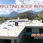 DOE Completing Roof Repairs Under New Contracting Method