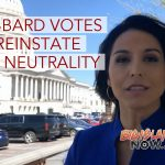 Rep. Gabbard Votes to Reinstate Net Neutrality