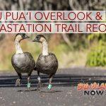 Pu'u Pua'i Overlook & Devastation Trail Now Open