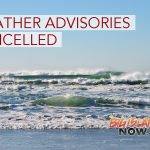 National Weather Service Cancels Advisories