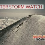 Winter Storm Watch Projects Foot of Snow on Summits