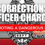Corrections Officer Charged With Felony Drug Offense