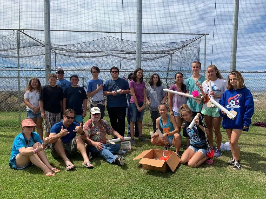 Future 'Rocket Scientists' at Kealakehe High School to ...