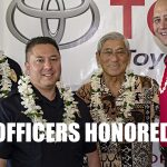 HPD Officers Honored for Fight Against Drunk, Drugged Driving