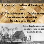 Pu'uhonua o Hōnaunau Hosting Annual Hawaiian Cultural Festival, June 29 & 30