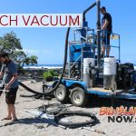 'Giant Vacuum Cleaner' to Tackle Kamilo Point