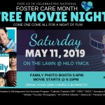 Free Family Movie Night Helps Foster Youth