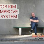 Mayor Kim Promises Transit Improvements