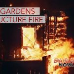 HFD Responds to Fire in Tiki Gardens Subdivision